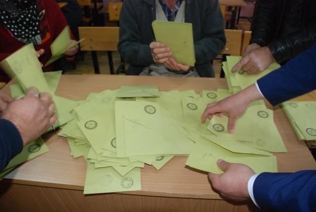 Halk oylamasında katılım oranı yüzde 85,46 oldu