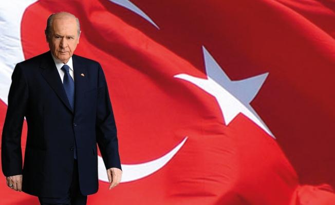 Bahçeli: En az 5 bin ülkücü Kerkük ve Türkmenler için göreve hazır!!