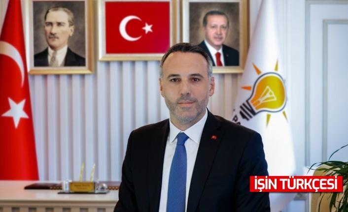 AK Partili Tever: Sağlıklı bir yıl olmasını diliyorum