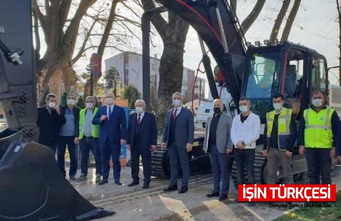 Hendek Belediyesi gücüne güç katıyor