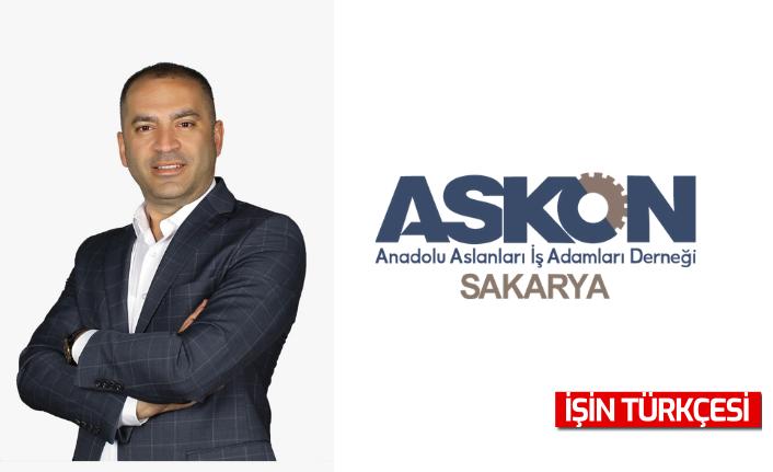 """ASKON Sakarya  İnşaat Sektörü Komisyon Başkanı Murat Kuzey: """"Dönüşüm hızlıca gündeme alınmalı"""""""