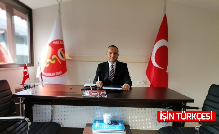 """Sakarya Veteriner Hekimler Odası Başkanı Mustafa Yıldız: """"İklim değişikliğine sinekler de ayak uyduramadı"""""""