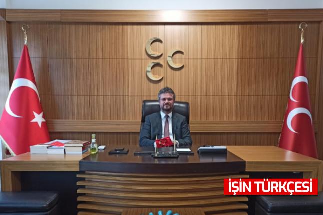 Milliyetçi Hareket Partisi Sakarya İl Başkanı Ahmet Ziya Akar'dan Çalışan Gazeteciler Günü Mesajı