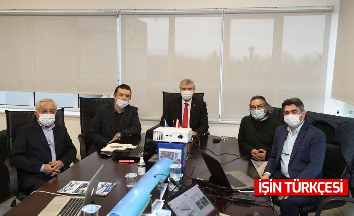 """Sakarya Büyükşehir Belediye Başkanı Ekrem Yüce: """"Sakarya avantajlarıyla yatırıma en uygun şehirlerden biridir"""""""