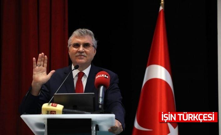 """Sakarya Büyükşehir Belediye Başkanı Yüce: """"Şehrimizin geleceği için suyumuzu koruma altına aldık"""""""