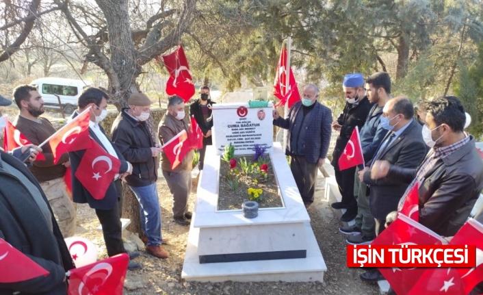 İdlib'deki hain saldırıda şehit edilen 34 kahraman unutulmadı