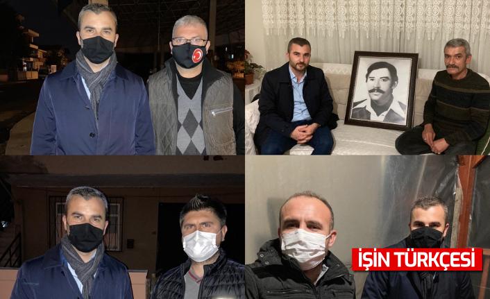 """MHP Adapazarı İlçe Başkanı Halil Hakan Oturak: """"HAİNLERİ YÜZ METREDEN TANIRIZ"""""""