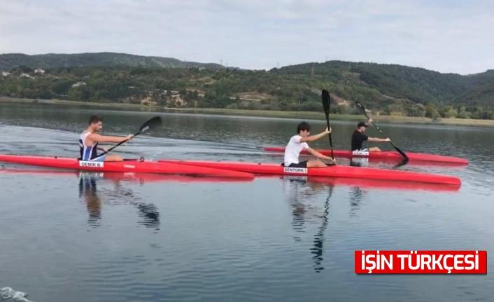 Sakarya Büyükşehir Belediye Spor Kulübü sporcuları milli takım aday kadrosunda