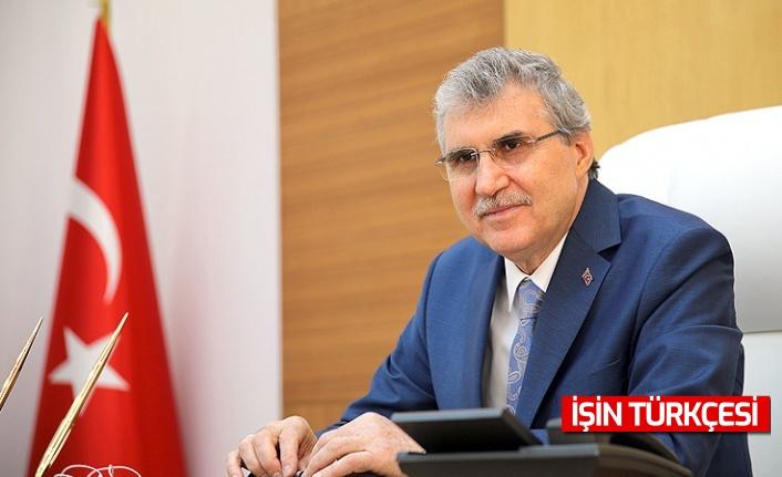 """Başkan Yüce'den """"18 Mart Çanakkale Zaferi ve Şehitleri Anma Günü"""" mesajı"""