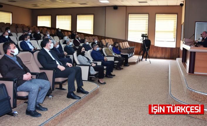 Erenler Belediyesi Mart Ayı Olağan Meclis Toplantısında MHP Grubu Temsilcileri Gündeme Dair Konuşmalar Yaptı