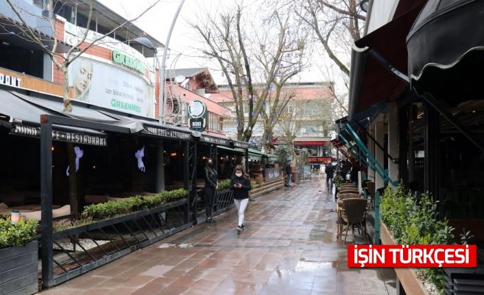 Sakarya'da Uzun Zaman Sonra Kafe ve Restoranlar Açıldı