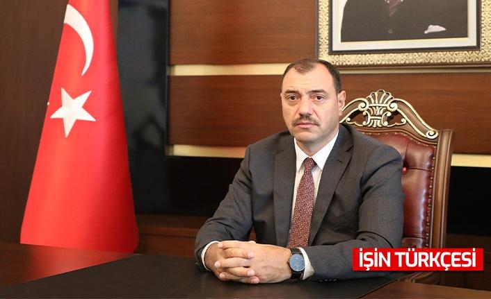 """Vali Çetin Oktay Kaldırım'ın """"18 Mart Çanakkale Zaferi ve Şehitleri Anma Günü"""" Mesajı"""