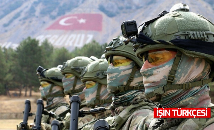 Barış Pınarı bölgesine taciz ateşi açan 4 terörist öldürüldü