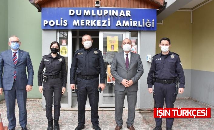 Başkan Fevzi Kılıç Polis Haftasını Kutladı