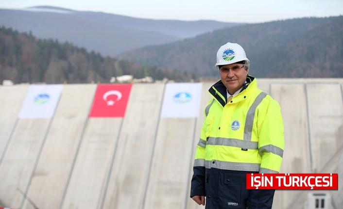 """Başkan Yüce: """"Sakarya'ya 2 yılda 1 Milyar TL'ye yakın yatırım yaptık"""""""