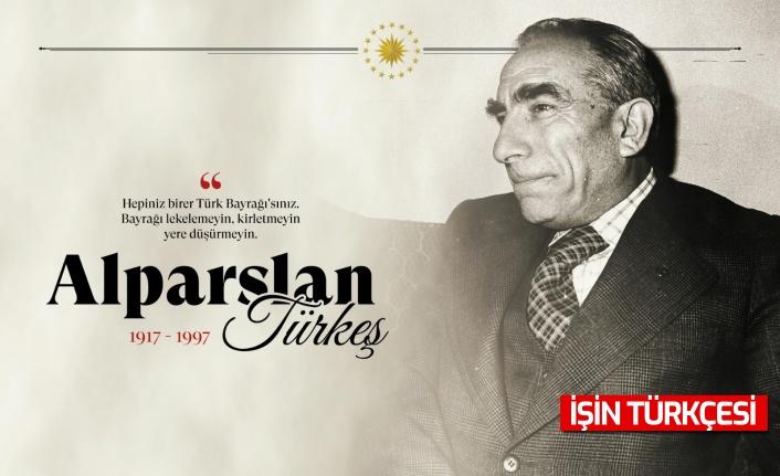 Cumhurbaşkanı Erdoğan, vefatının 24'üncü yılında Alparslan Türkeş'i andı
