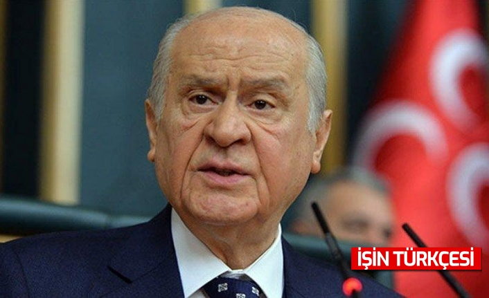 MHP Genel Başkanı Devlet Bahçeli, Partisinin Grup Toplantısında Gündeme İlişkin Açıklamalarda Bulundu