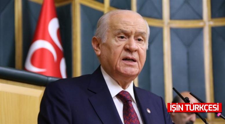 """MHP lideri Bahçeli: """"Anayasa Mahkemesi'nin de kapanması artık ertelenemez bir hedefi olmalıdır"""""""