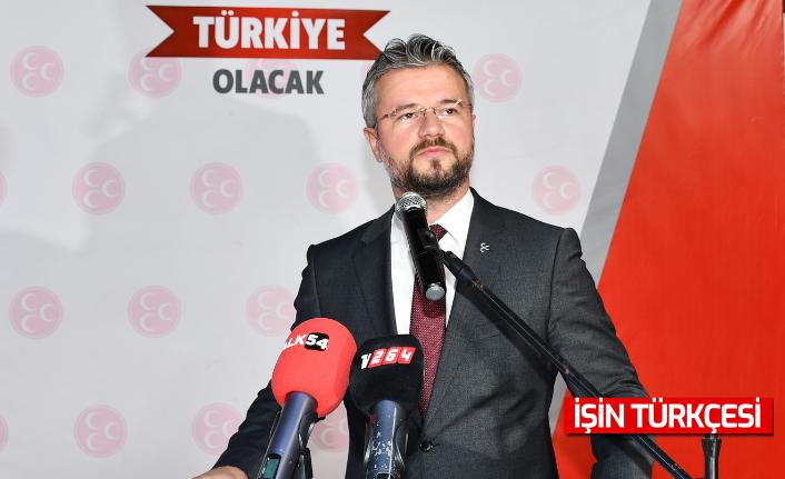 """Sakarya MHP İl Başkanı Ahmet Ziya Akar: """"TBMM, Milli İradenin Kalpgahıdır"""""""