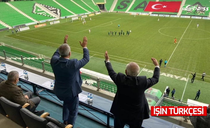 Babaoğlu: Biz Şampiyon Olacağız