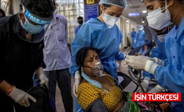 Hindistan'da yeni ölümcül salgın, vaka sayısı 9 bin'e ulaştı!