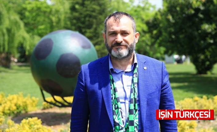 Sakaryaspor, 2. Lig play-off finali için dualarla İstanbul'a uğurlandı