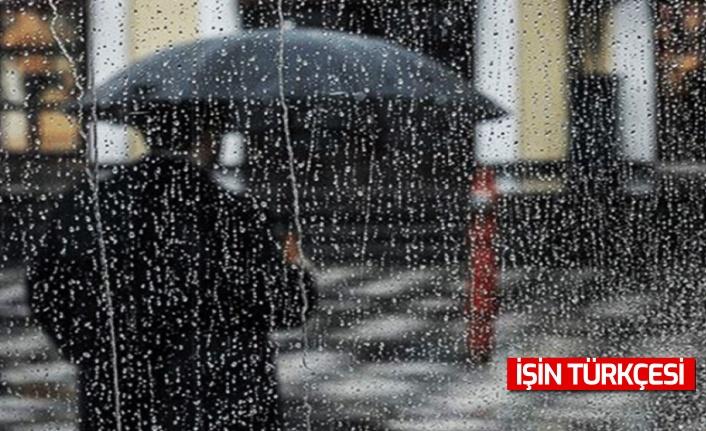 Büyükşehir'den de Yağış Uyarısı