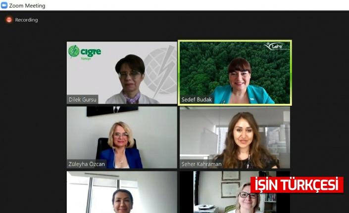 Dünya Kadın Mühendisler Günü'nde mühendis kadınlar bir araya geldi
