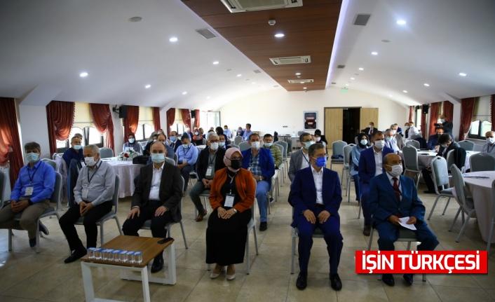"""Sakarya'da """"Hafızlık İmam Hatip Ortaokulları Çalıştayı"""" düzenlendi"""