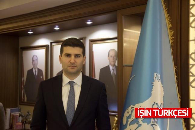 """Ülkü Ocakları Genel Başkanı Yıldırım Ahmet Yiğit Yıldırım """"Sizin yaptıklarınız bozgunculuk değil açıkça HAİNLİKTİR!"""""""