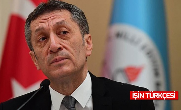"""Bakan Ziya Selçuk'tan okullar ile ilgili açıklama:  """"İnşallah 6 Eylül'de okulları açacağız. """""""