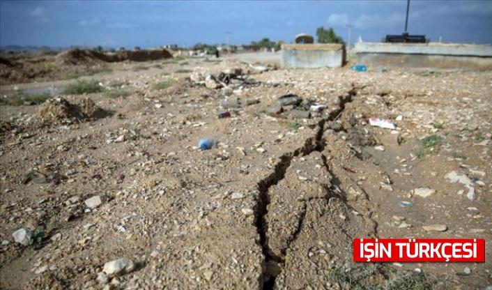 İran'ın Fars eyaletinde 5,7 büyüklüğünde deprem!