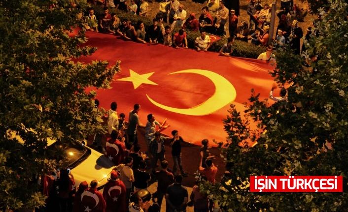 Milletin zaferi, 5. yıldönümünde Demokrasi Meydanı'nda hatırlanacak