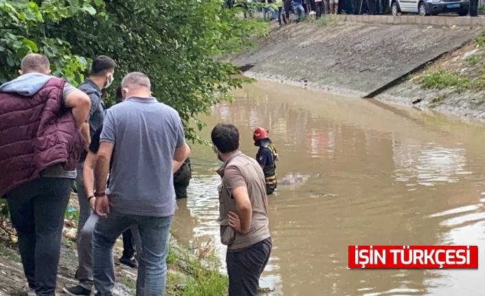 Sakarya'da derede ceset bulundu