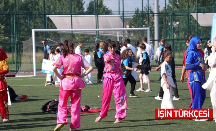 Yaz Spor Okullarında Türk Bayrağı'nı dalgalandıracak sporcular yetiştirilecek