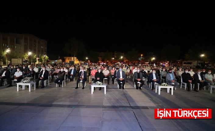 17 Ağustos Depremi'nin 22. yılı Demokrasi Meydanı'nda anılacak!