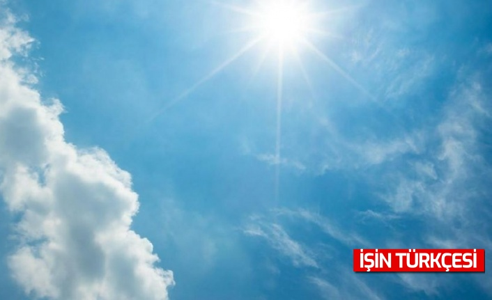 18 Ağustos Çarşamba Yurt Genelinde Hava Durumu