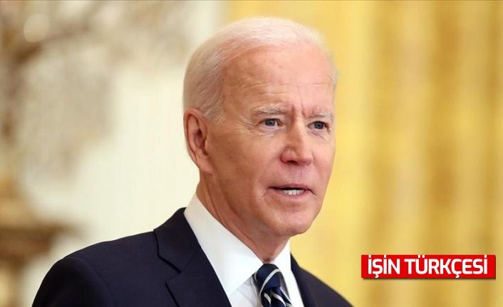 """ABD Başkanı Biden açıkladı: """"Afganistan'dan kaos olmadan çıkamazdık."""""""