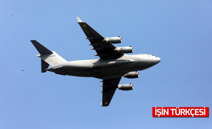 ABD, Kabil'den kalkış yapan o uçak ile ilgili soruşturma başlattı