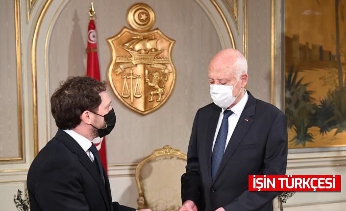 """ABD Ulusal Güvenlik Danışman Yardımcısı Viner açıkladı: """"ABD, Tunus Cumhurbaşkanı Said'in hükümet ve siyasi düzeylerde atacağı sonraki adımları dört gözle bekliyor"""""""