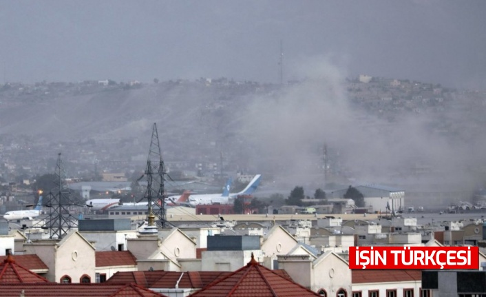 Afganistan'ın başkenti Kabil'de bir patlama daha oldu