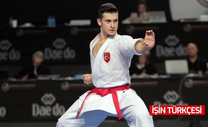 Karateci Ali Sofuoğlu bronz madalya için yarışacak!