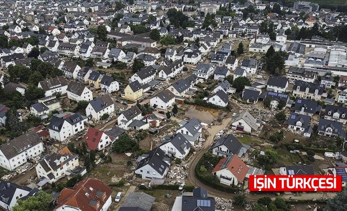 Almanya'da sel felaketinin ardından hala 20 bin hanede telefon bağlantısının olmadığı bildirildi