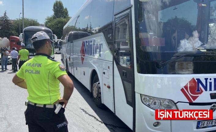 Artan Kazalar, Polis Ekiplerini Harekete Geçirdi