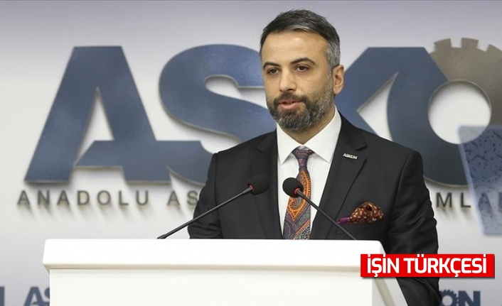 ASKON Genel Başkanı Orhan Aydın'dan Mustafa Destici'ye ziyaret