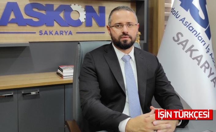 """ASKON Sakarya Şube Başkanı Engin Tumbaz """"Afet Öldürmez İhmal Öldürür"""""""
