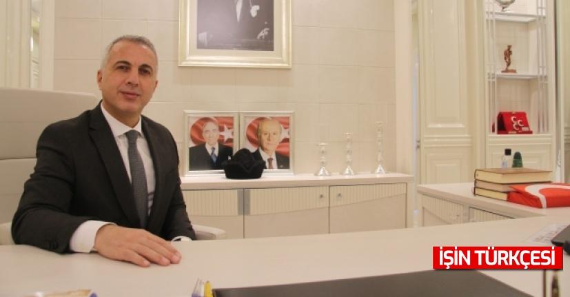 """Başkan Babaoğlu: """"Büyük Zaferin 99. Yılı Kutlu olsun"""""""