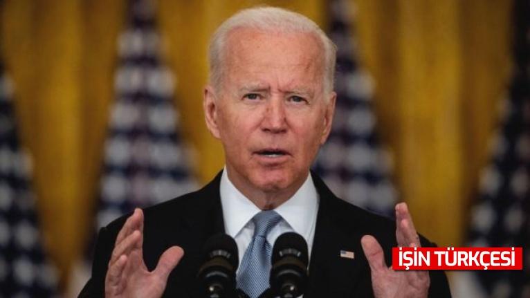 """Biden açıkladı: """"ABD, Afganistan'da El Kaide'yi yok ederek ve Usame bin Ladin'i öldürerek misyonunu tamamladı."""""""