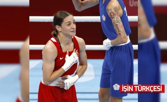 Buse Naz Çakıroğlu, olimpiyatlarda gümüş madalya kazandı!