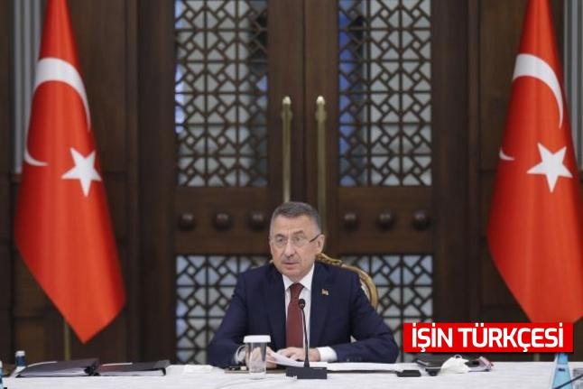 Cumhurbaşkanı Yardımcısı Fuat Oktay açıkladı: ''Eylülde 2 yıllık Orta Vadeli Program'ımızı yayımlamayı planlıyoruz.''